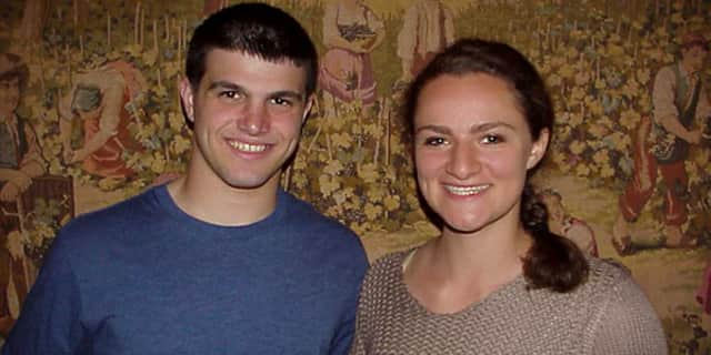 Harrison High School seniors Erica Dattero and Noah Mittman were selected as Harrison-Mamaroneck Rotary Club Students of the Month for May.