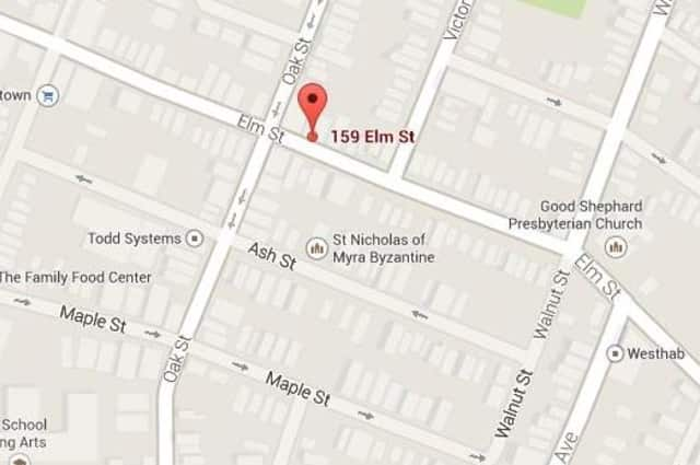 Two men were injured in a stabbing that police say happened in the area of Elm Street early Sunday morning.