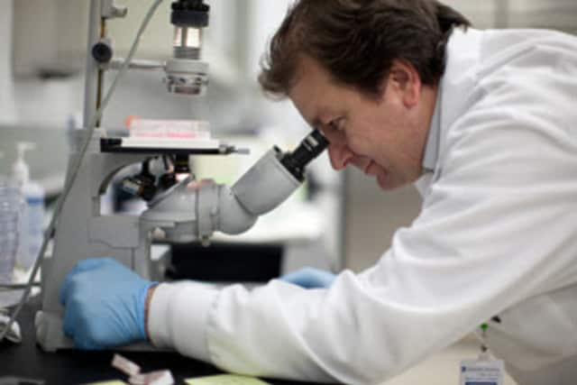 Researchers from the Danbury Hospital Biomedical Research Institute made a discovery between certain proteins and ovarian cancer recently.