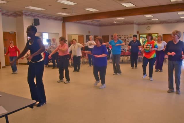 Greenburgh Parks and Recreation will offer two Zumba Gold classes for senior citizens.