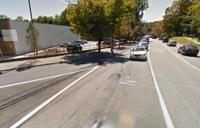 A federal grant will allow for improvements at the intersection of state routes 172 and 117 in Mount Kisco.