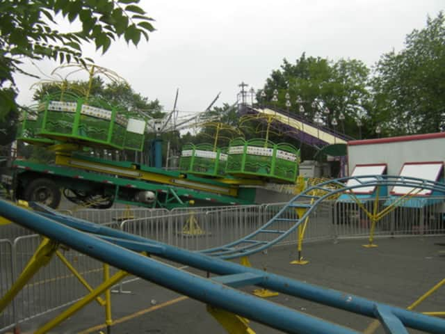 The St. Vito's Festa features rides, games and carnvial-style food.