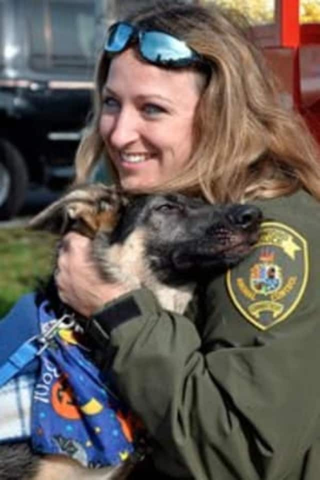 Laurie Hollywood, manager of Stamford's Animal Control Center, was fired after she allegedly adopted out dogs with a history of biting and aggression in violation of city policies. Charges have been dropped.