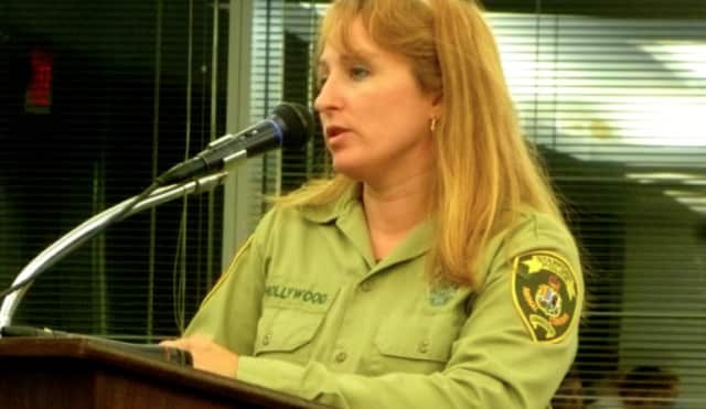 Laurie Hollywood, the shelter manager, was later fired and charged with covering up the biting history of several dogs that were adopted.