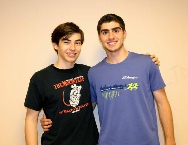 "Two Pelham Memorial High School students were selected to have their literary works published in  anniversary edition of ""Il Giornalino The Italian Journal."""