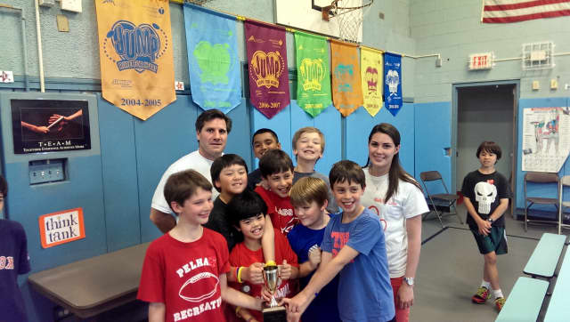 Colonial School wins 24 Math Club competition.