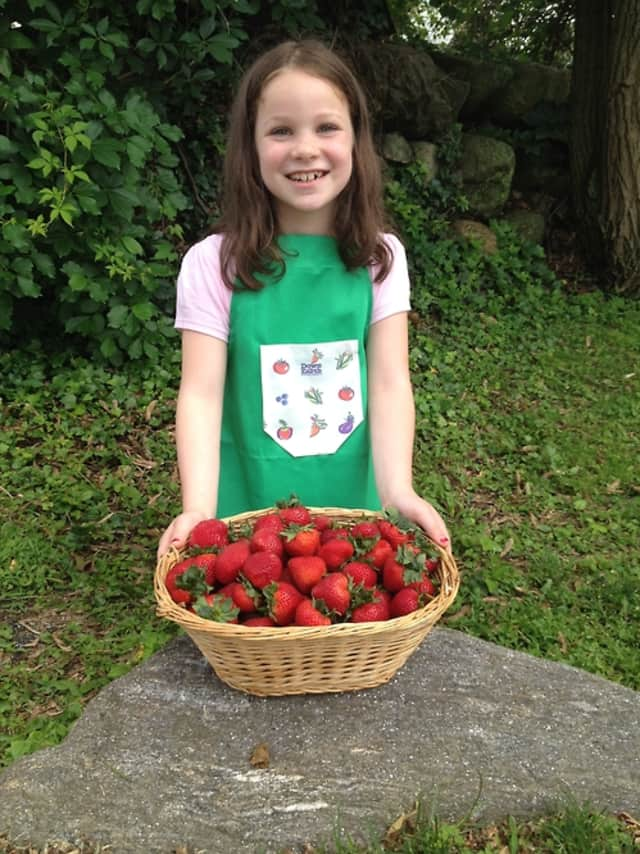 """Naomi Carr-Gloth, one of """"The Rockstars"""" who will soon be cooking at the New Rochelle Down to Earth Farmers Market."""