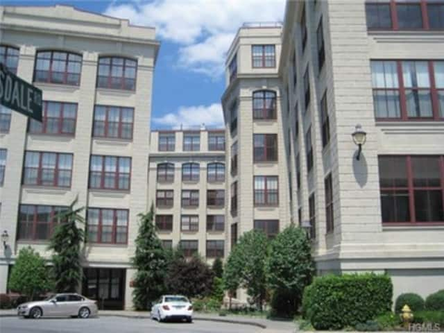 This condominium at 1 Scarsdale Road in Tuckahoe is open for viewing on Sunday.