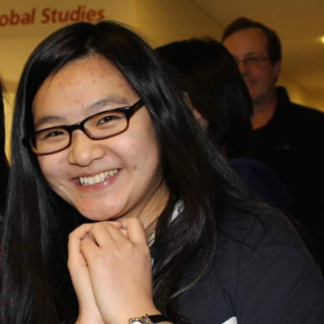 Redding resident Gwyneth Nicoloro, a student at Brien McMahon High School in Norwalk, has won a scholarship for a two-week trip to Japan with the Japan Foundation.