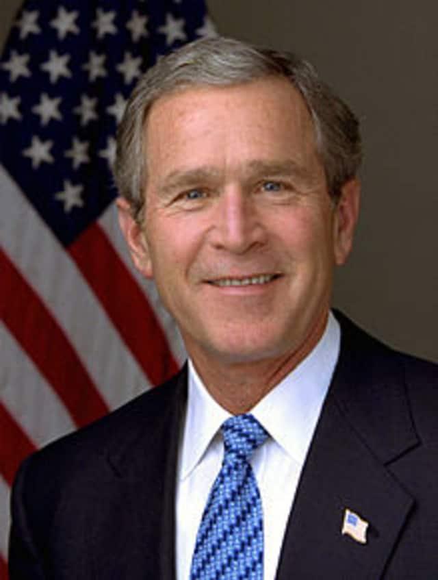 George Walker Bush turns 68 on Sunday.