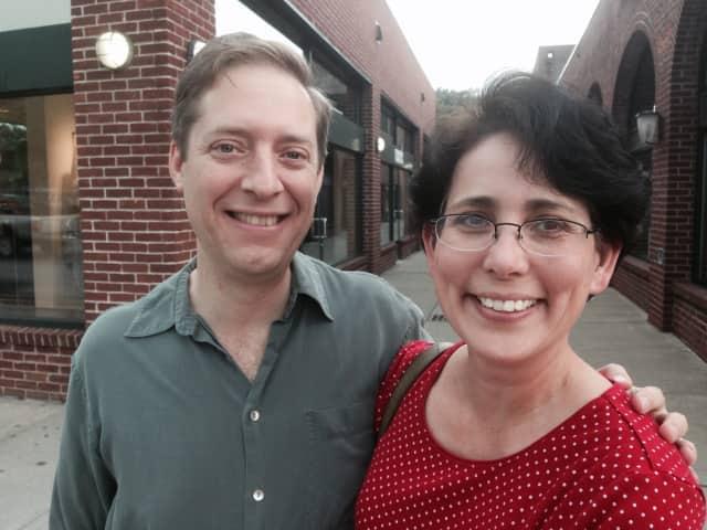 Michael and Carmen Perrone.
