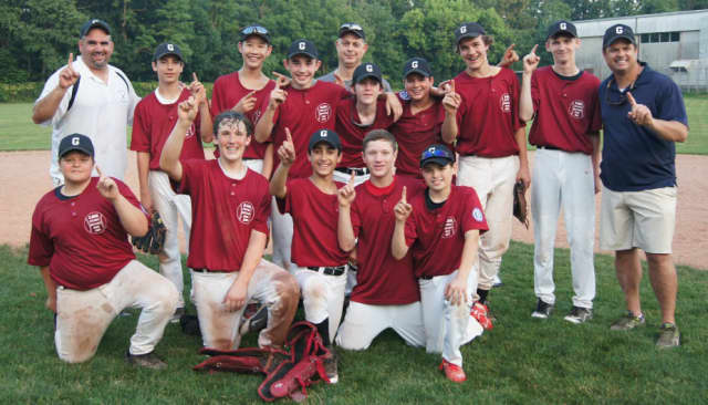 The Patriot National Bank team won its fourth consecutive Greenwich and Fairfield Junior Babe Ruth Leagues title.