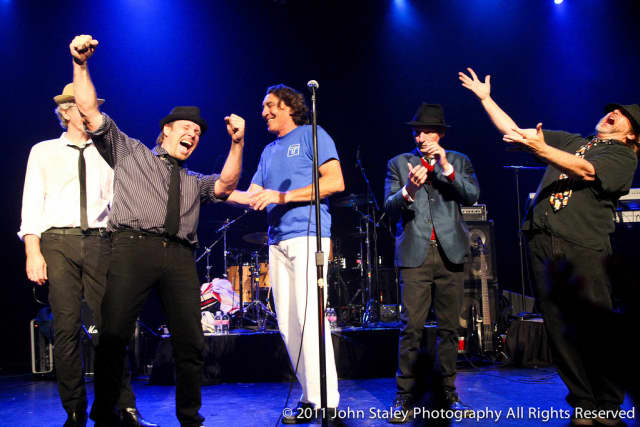 The Tubes will perform at the Ridgefield Playhouse on Sunday.