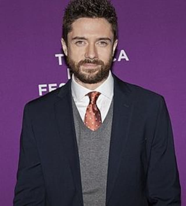 "Christopher John ""Topher"" Grace turns 36 on Saturday."