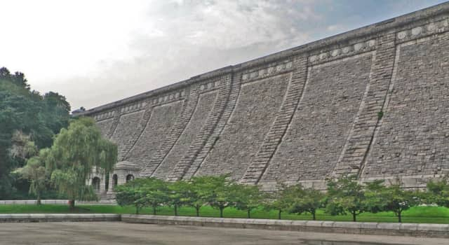 Kensico Dam Plaza in Valhalla is slated for a $4 million restoration project.