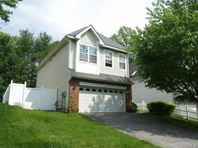 This house at 33 Mackellar Court in Peekskill is open for viewing on Sunday.
