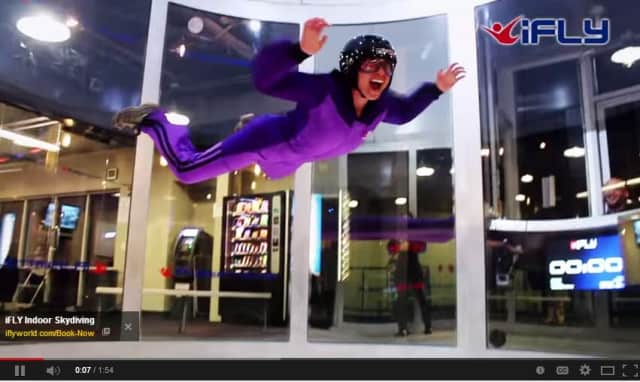 The Yonkers Planning Board has approved a plan to bring iFly, an indoor skydiving facility, in 2015.
