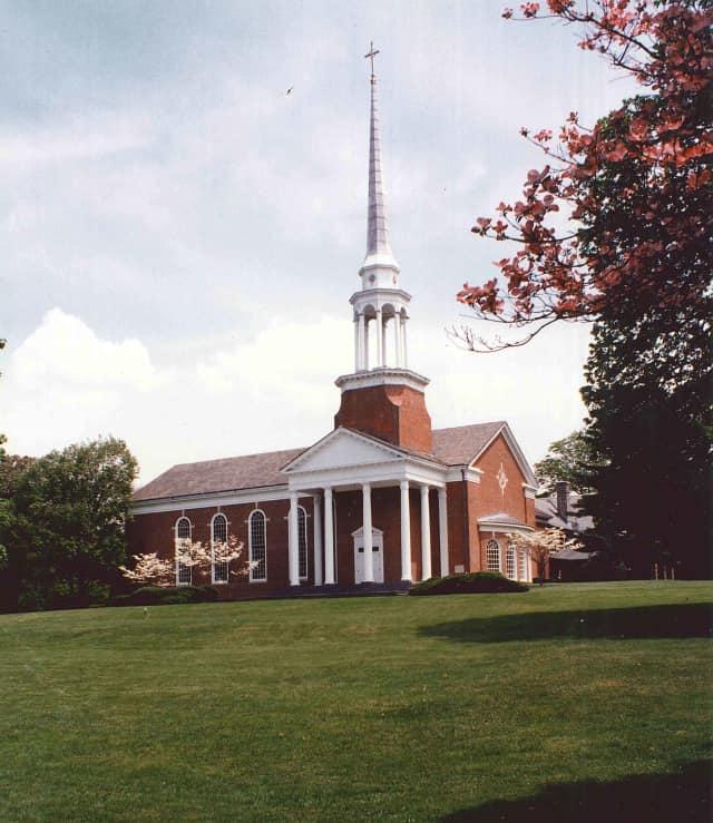 Jesse Lee Methodist Church in Ridgefield.