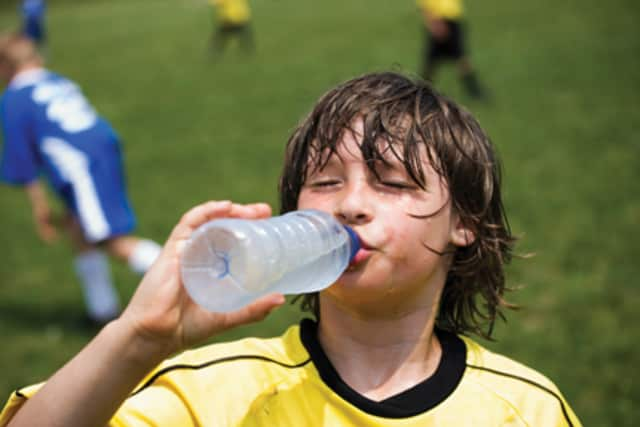 Beat heat stroke with tips from Northern Westchester Hospital's Dr. Jim Dwyer.