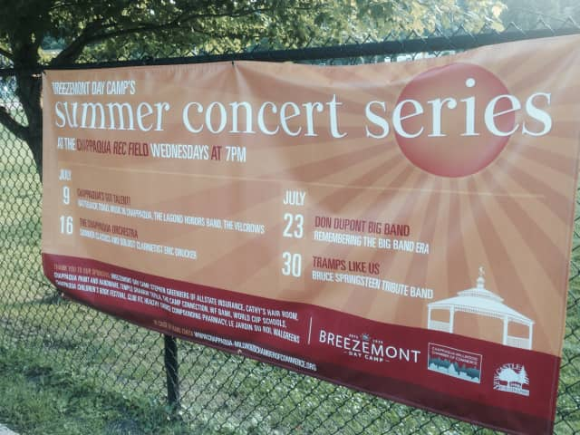 Chappaqua's concert series continues with the Chappaqua Orchestra.