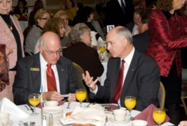 Business Supports the Arts Awards Breakfast.