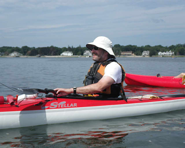 The dates for the educational kayak tours are July 14 and 23 and Aug. 7.
