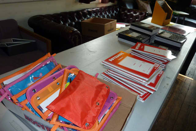 Darien Human Services is seeking donations of new school supplies and backpacks for its annual Back to School program.