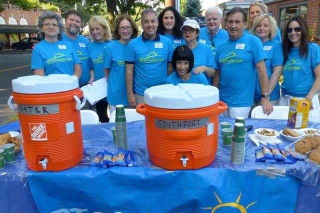 William Pitt and Julia B. Fee Sotheby's International Realty are participating in and volunteering for the tenth annual fund-raising bike ride held by the Connecticut Challenge Center for Survivorship