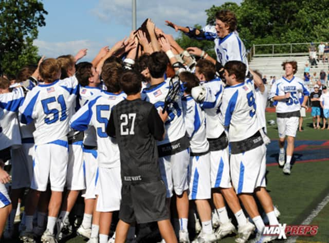 Darien ranked 21st on the MaxPreps Cup national standings. Darien won state titles for boys cross country, girls swimming, boys lacrosse and girls lacrosse.