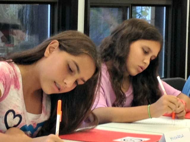 Chappaqua Learning Center is hosting back-to-school workshops for middle school and high school students.