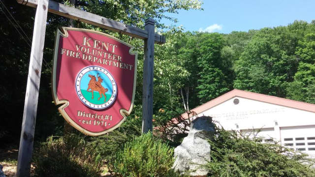 The Kent Fire Department station at 2490 Route 301 in Kent Cliffs.