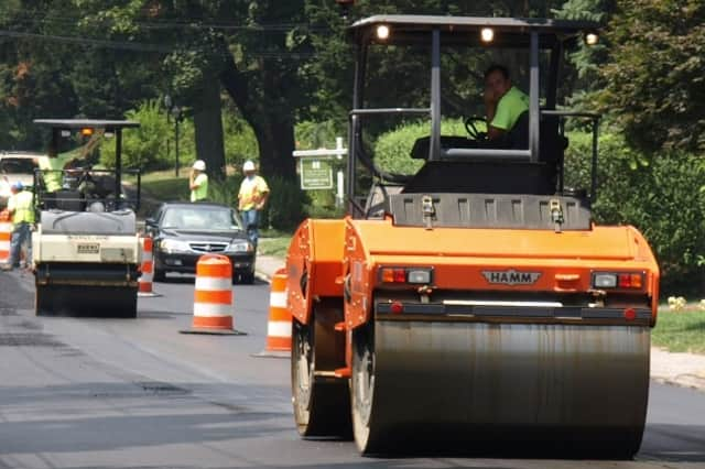 Franklin Lakes will begin road resurfacing on May 23.