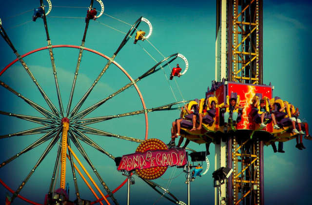 Rides and food will be featured at the South Salem Firemen's carnival.