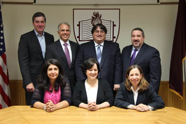 The Scarsdale Board of Education meets Monday.