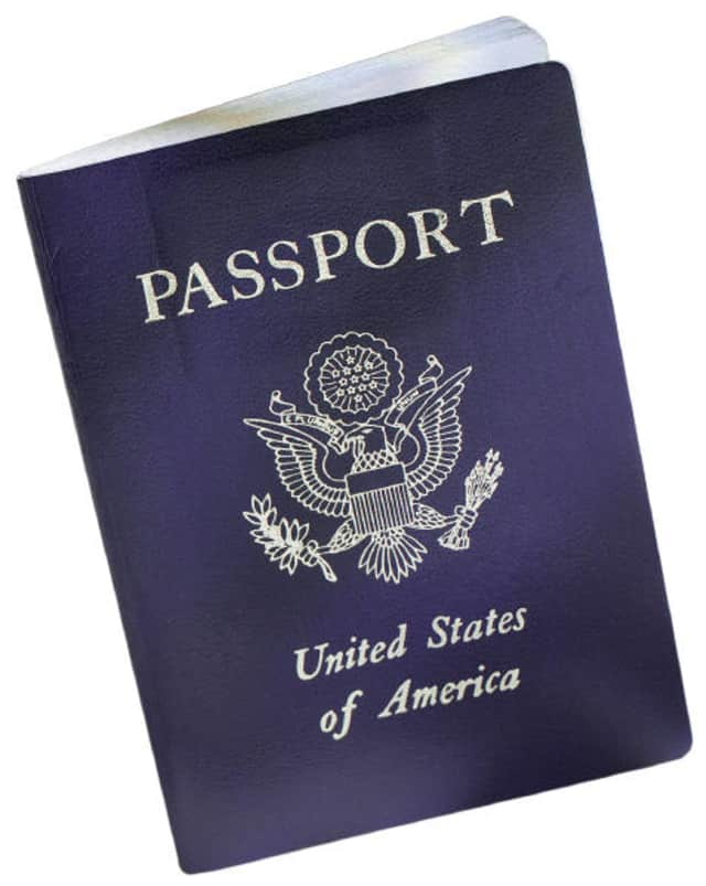 The Westchester County clerk will be in Harrison to help process passport applications.