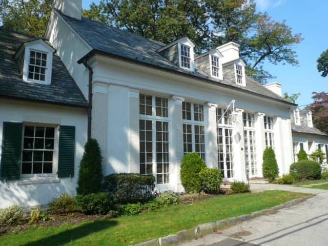 Bronxville Women's Club House.