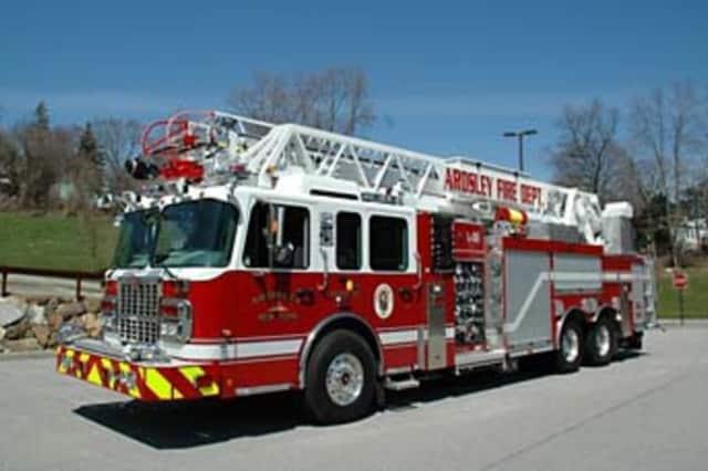 The Ardsley Fire Department has new volunteers.