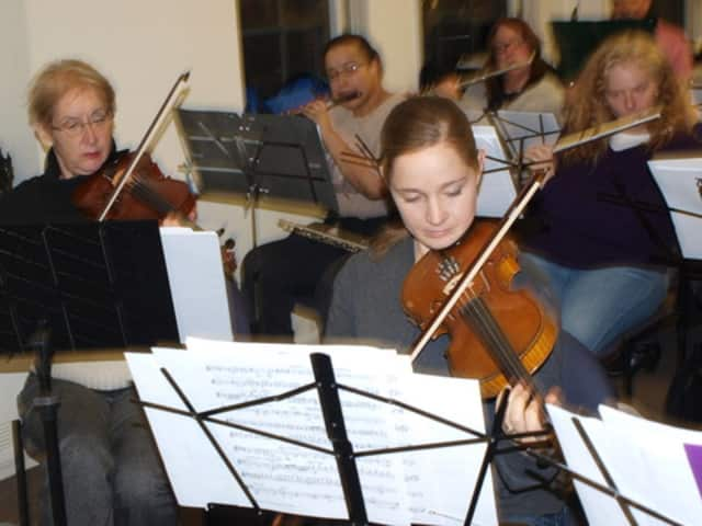 The Really Terrible Orchestra of Westchester will perform at the Greenburgh Public Library on Saturday, Aug. 9.