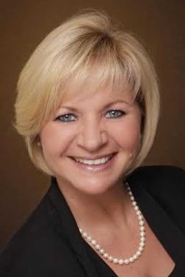 Donna Riniti, branch office manager of the Coldwell Banker Residential Brokerage office in Yorktown Heights office, received the President's Council award.