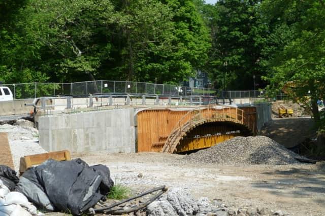 File Photo: The Croton Falls Road bridge.