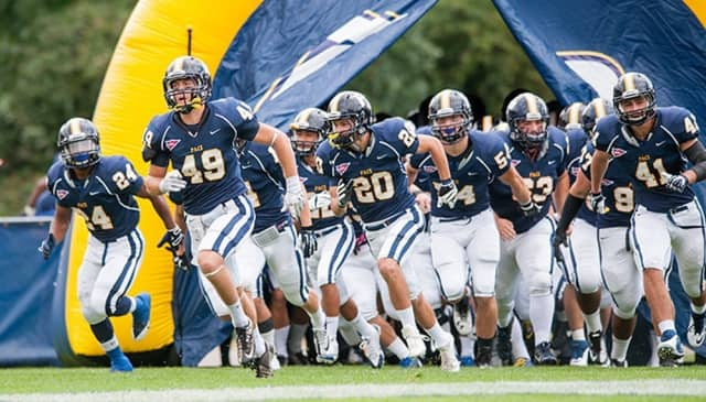Pace University football has released its 2014 game schedule.