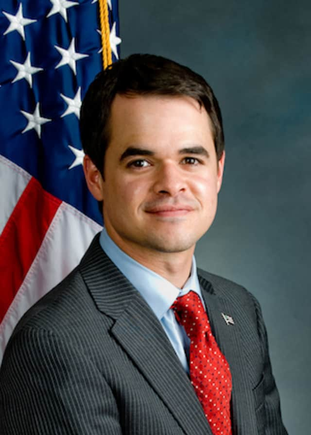 Sen. David Carlucci spoke out about a controversial marketing campaign from a New York City hair salon.