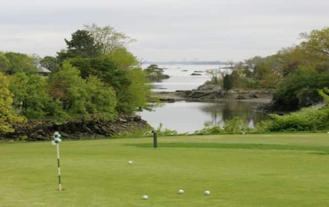 Hampshire Country Club has filed a $55 million lawsuit against Mamaroneck village.