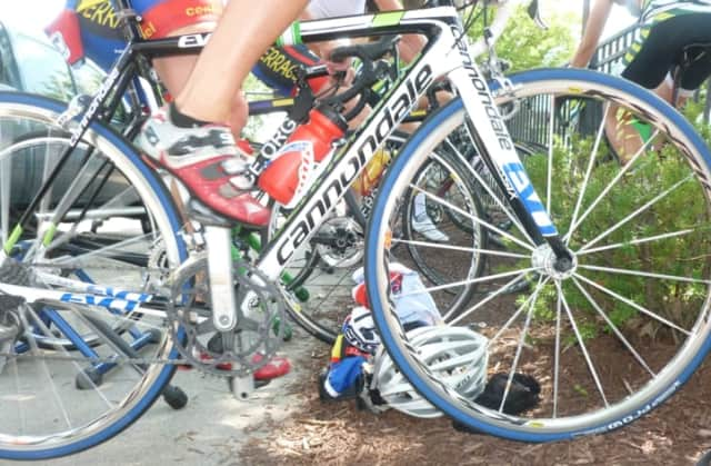 Roads in Westport will be packed with cyclists during the Bloomin Metric Bicycle Tour May 22.