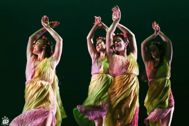 The Isadora Duncan Dance Company will be in Yonkers on Saturday.