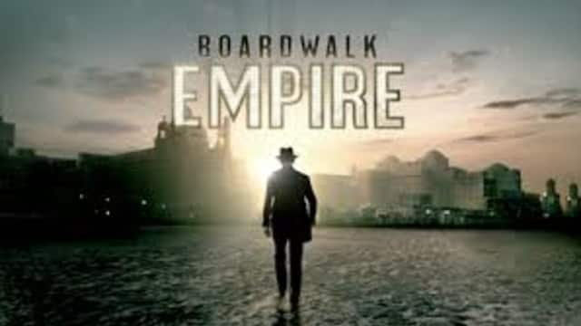 Boardwalk Empire was filming in Scarsdale this week.