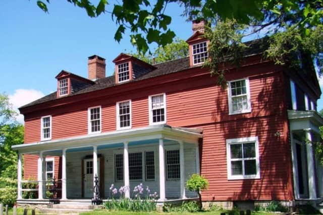 Weir Farm National Historic Site in Ridgefield and Wilton.
