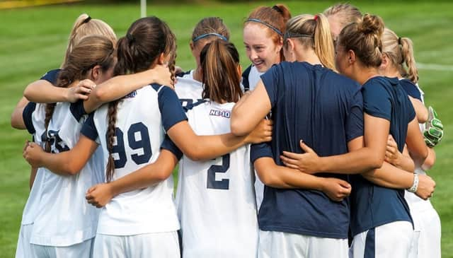 Pace University women's soccer announces promotional game schedule.