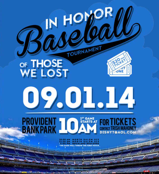 Honor the memory of two boys who were killed during Hurricane Sandy at baseball game held in Provident Bank Park.