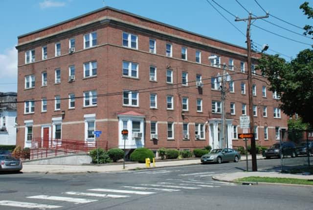 Prospect House, a Bridgeport homeless shelter.